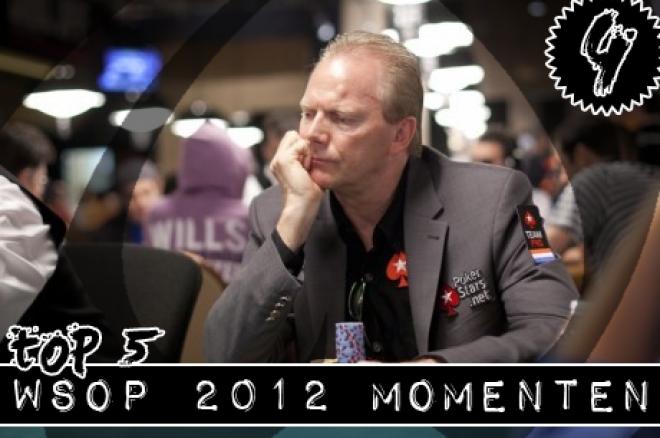 PokerNews WSOP 2012 TOP 5 | Nummer 4: Marcel Lüske diep in het Main Event