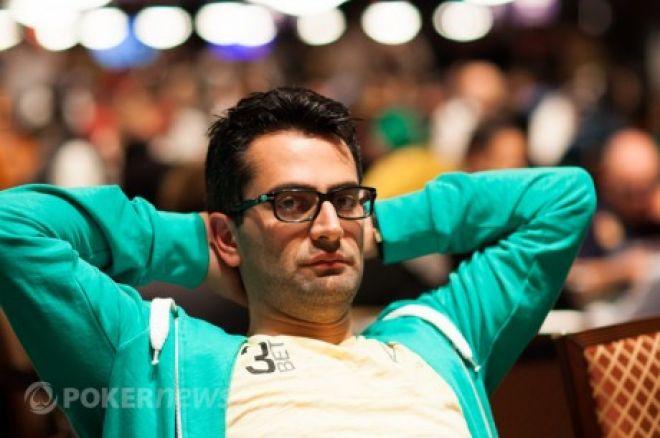 Antonio Esfandiari:你的命运由你创造 0001