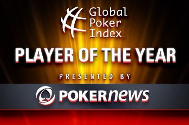 Global Poker Index - POY: David Baker Mantem Liderança 0001