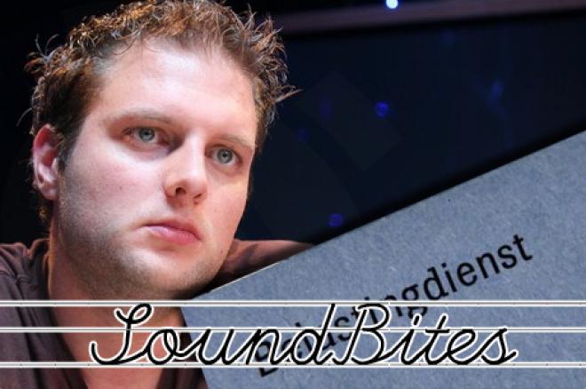 [Pokerprocedure] Joeri van der Sman