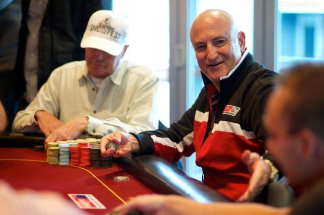 2012 PokerStars.net ANZPT Queenstown Day 3: Demlakian Leads Stacked Final Table 0001