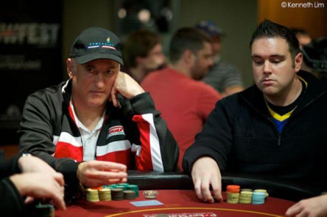 2012 PokerStars.net ANZPT Queenstown Dzień 3: Demlakian liderem przed stołem finałowym 0001