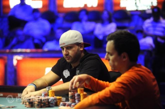 Майкъл Мизраки на WSOP