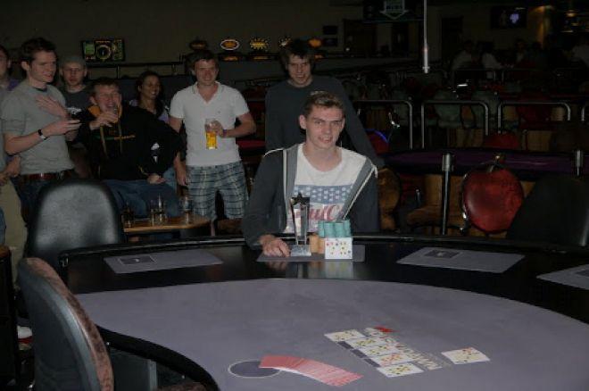Paul Jenkinson (Photo: Blonde Poker)