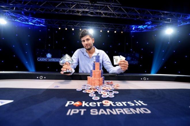 IPT Sanremo: trionfa Alessandro Meoni 0001
