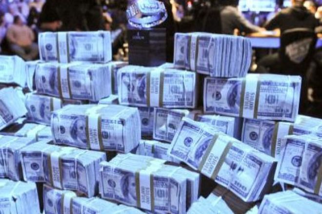 WSOP最终桌的巨额资金再获增长 0001