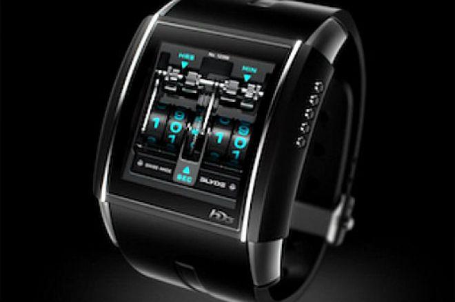 El reloj que será regalado en los Main Events del EPT