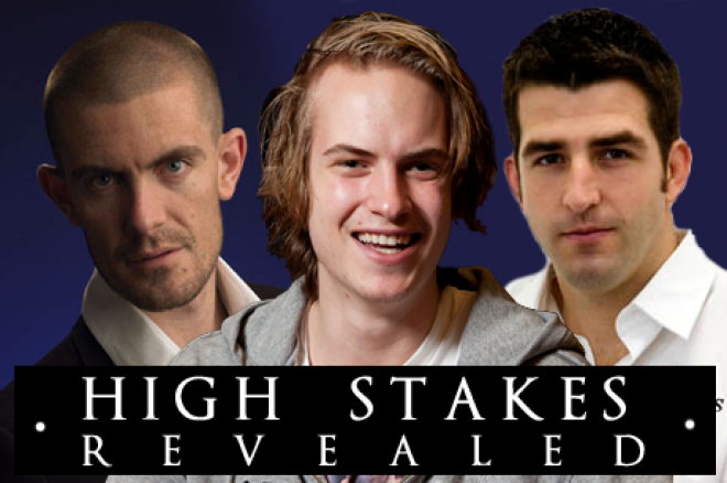 High Stakes Revealed - Townsend, Hansen en Blom eindelijk weer in actie!
