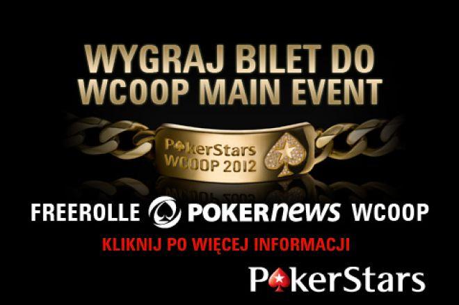 Wygraj miejsce w WCOOP Main Event z wpisowym $5,200 w naszych ekskluzywnych freerollach 0001