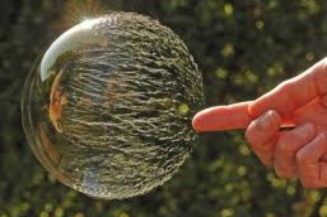 Giocare la bolla? L'opinione di tre pro 0001