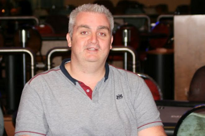 Mark Gardner (Photo: Blonde Poker)