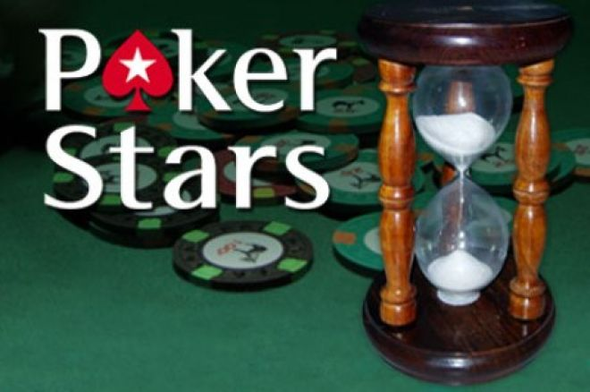 PokerStars скорост на маси