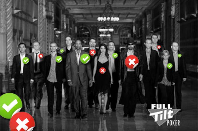 PokerNews POLL - Welke Full Tilt Pro verdient een nieuw contract?