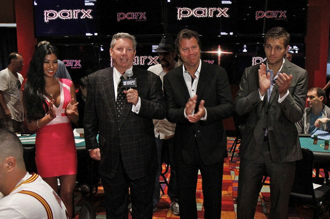 World Poker Tour Parx Open Poker Classic Day 1a: Cornel Cimpan on Top of the Pack 0001