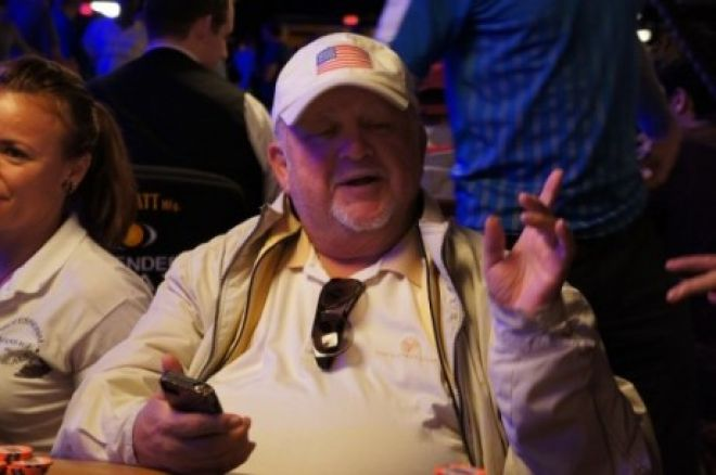 Perry Green:1981 WSOP主赛事亚军,今安在? 0001