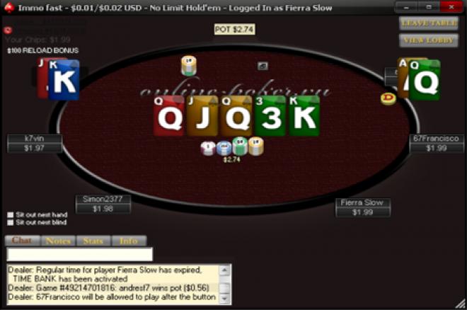 Базовая стратегия игры на коротких столах 0001