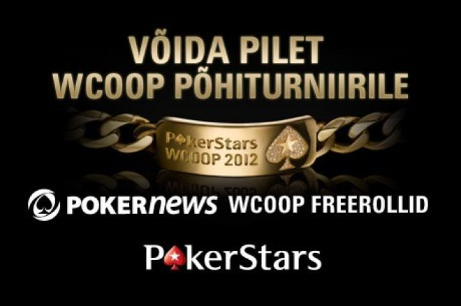 $20k WCOOP freerollid