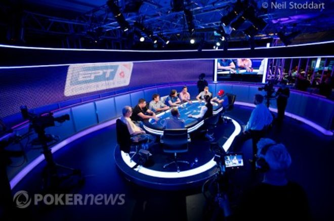 PokerStars.com EPT Barcelona €50,000 Super High Roller Dzień 2: Smith liderem przed FT 0001