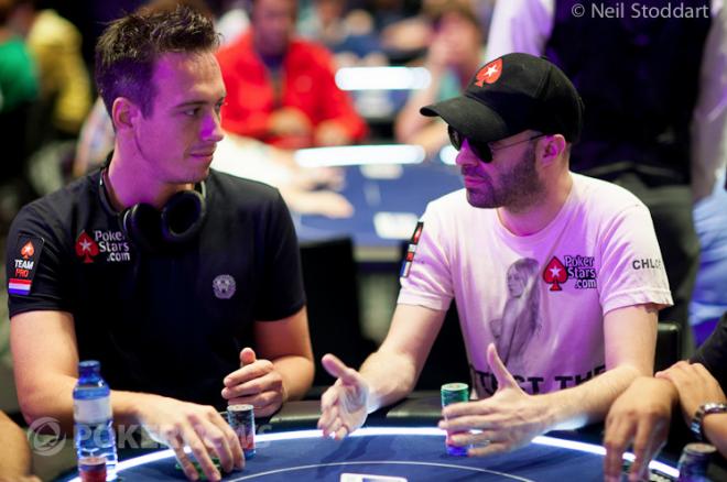 PokerStars EPT Barcelona: Lex Veldhuis sluit dag 1A af met monsterstack
