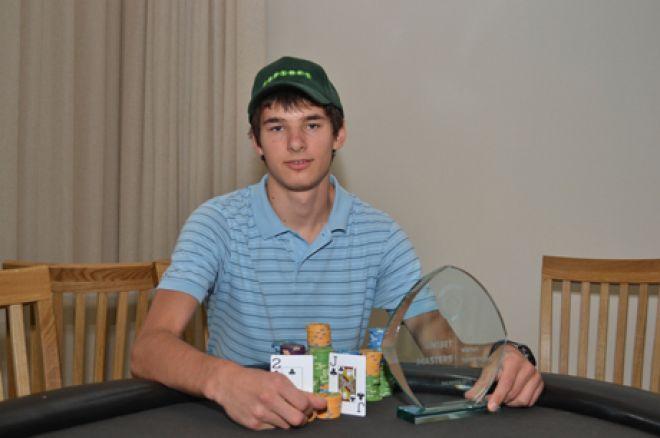 """LSPF: """"Unibet Masters Palanga"""" turnyrą laimi rekordą sumušęs 18-metis Jokūbas Merkelis! 0001"""