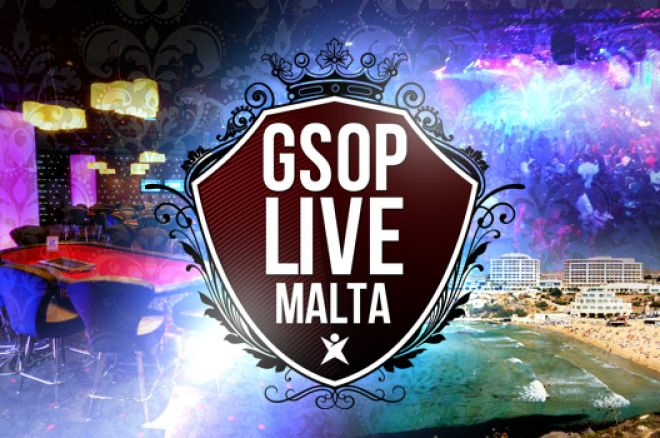 Сателит с $10,000 в добавени пакети за GSOP Malta този... 0001