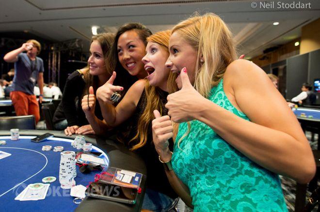 The PokerNews Girls