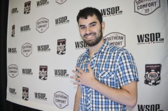 Kyle Cartwright:2012-13 WSOP巡回赛IP Biloxi冠军 0001