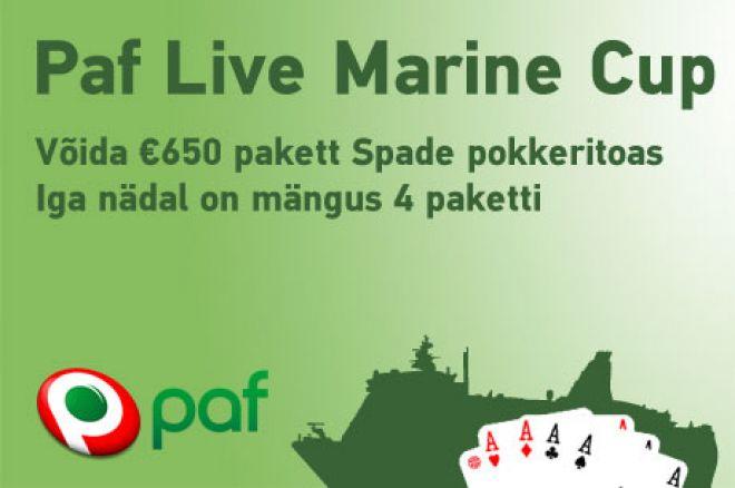 Paf Live Marline Cup