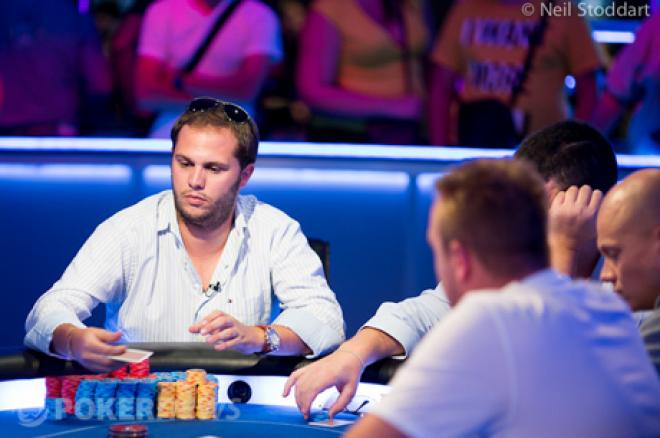 European Poker Tour Barcelona Dzień 4: Pozostało 24 graczy, Mikołaj Zawadzki piętnasty 0001