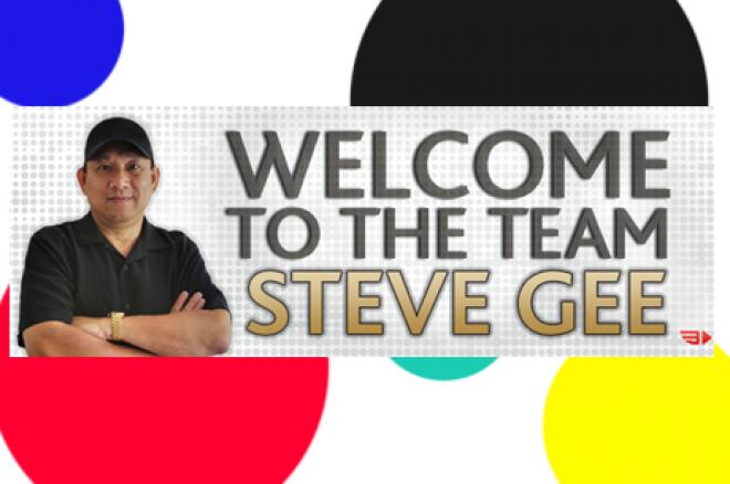 PokerNews Boulevard: OctoNiner Steven Gee krijgt een deal, en meer...