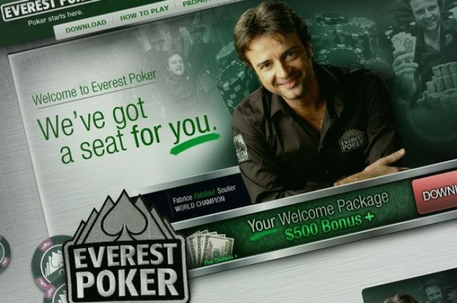 PokerNews Boulevard: Everest Poker naar het iPoker netwerk en Reijmer chopt de €2k 6-max