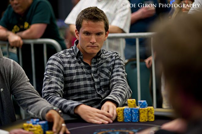 Terje Augdal leder Norsk Poker Rangering foran Børge Dypvik 0001