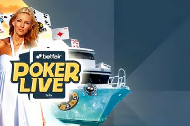 Betfair Poker Live!