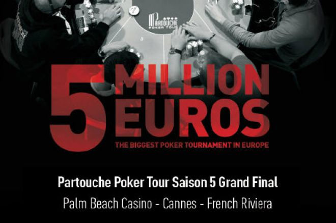 La final del Partouche Poker Tour