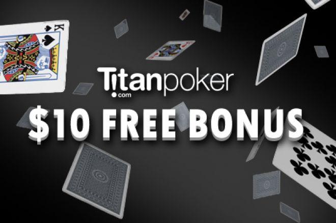 Titan Poker Free $10