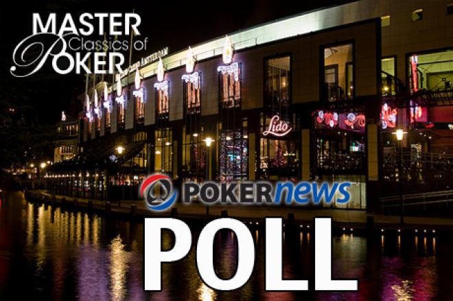 PokerNews POLL - Welk event wil je volgend jaar op de MCOP zien?