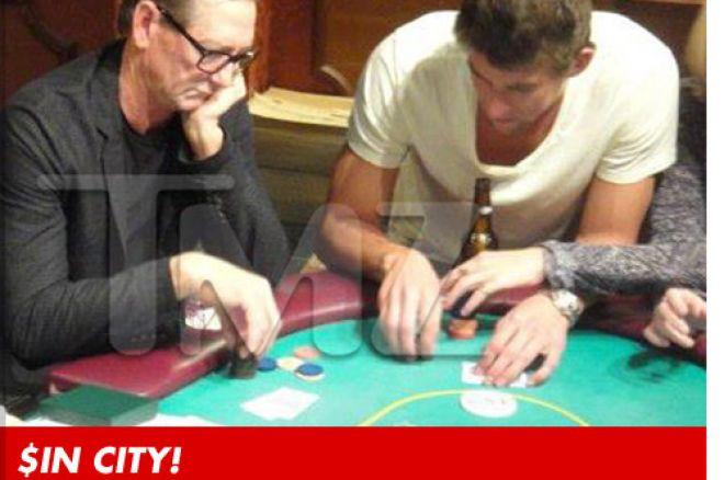 PokerNews Boulevard: Michael Phelps wint geen $100.000, veilig online spelen in Nevada en meer