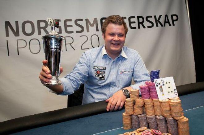 Norges Mesterskapet i Poker 2013 - 15-24. mars ved CityWest Hotel. Dublin 0001