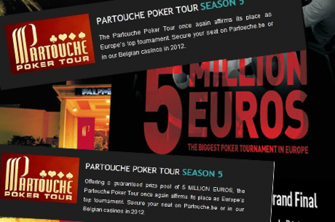 PokerNews Boulevard: Partouche ontkent het garanderen van €5 miljoen voor Main Event
