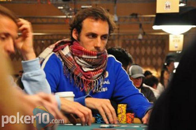 Javier Etayo, en las últimas WSOP