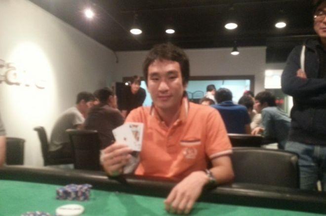 홍대 지지카페의 $1,000 포커스타즈 라이브 프리롤 0001