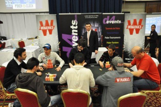 The European Short-Handed Poker Championships