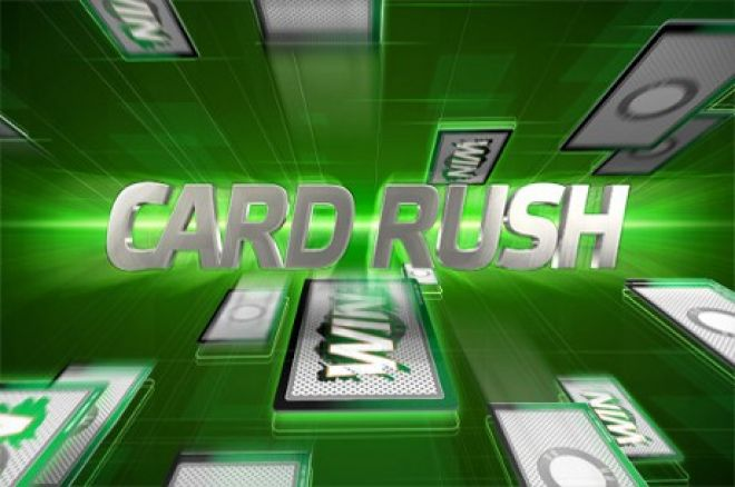 PartyPoker Weekly: Każda karta zwycięża w promocji Card Rush 0001