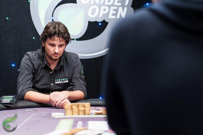 Unibet Open Londen: Paul Valkenburg vierde (£32.500), Sander Hart negende (£8.125)