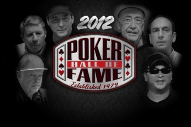 World Series of Poker Anuncia os 10 Finalistas para o Poker Hall of Fame 2012 0001