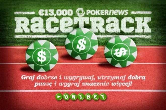 Pokaż swoją siłę w promocji PokerNews RaceTrack z pulą €13,000 na Unibet 0001