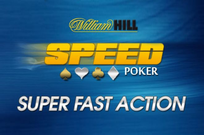 Earn Your Share of $1,500 in the William Hill Weekly Speed Poker Ranked Hands Leaderboard 0001