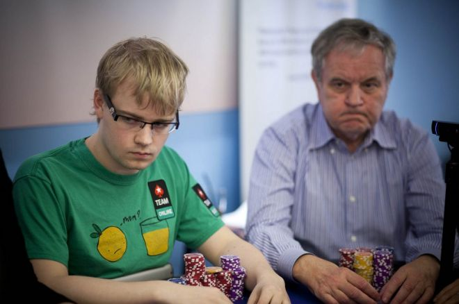 Chris Björin tvåa i English Poker Open 2012 0001