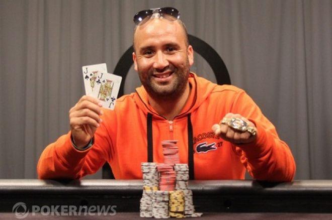World Series of Poker Europe: Mahmoud wygrywa event #1, Rettenmaier prowadzi w #2 0001