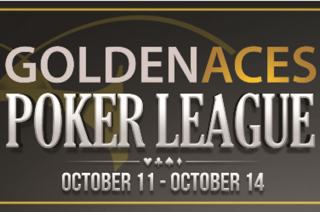Golden Aces Poker League's next event in October 0001